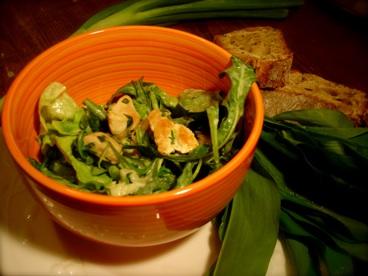 salade poulette