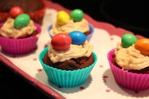 Cupcake choco