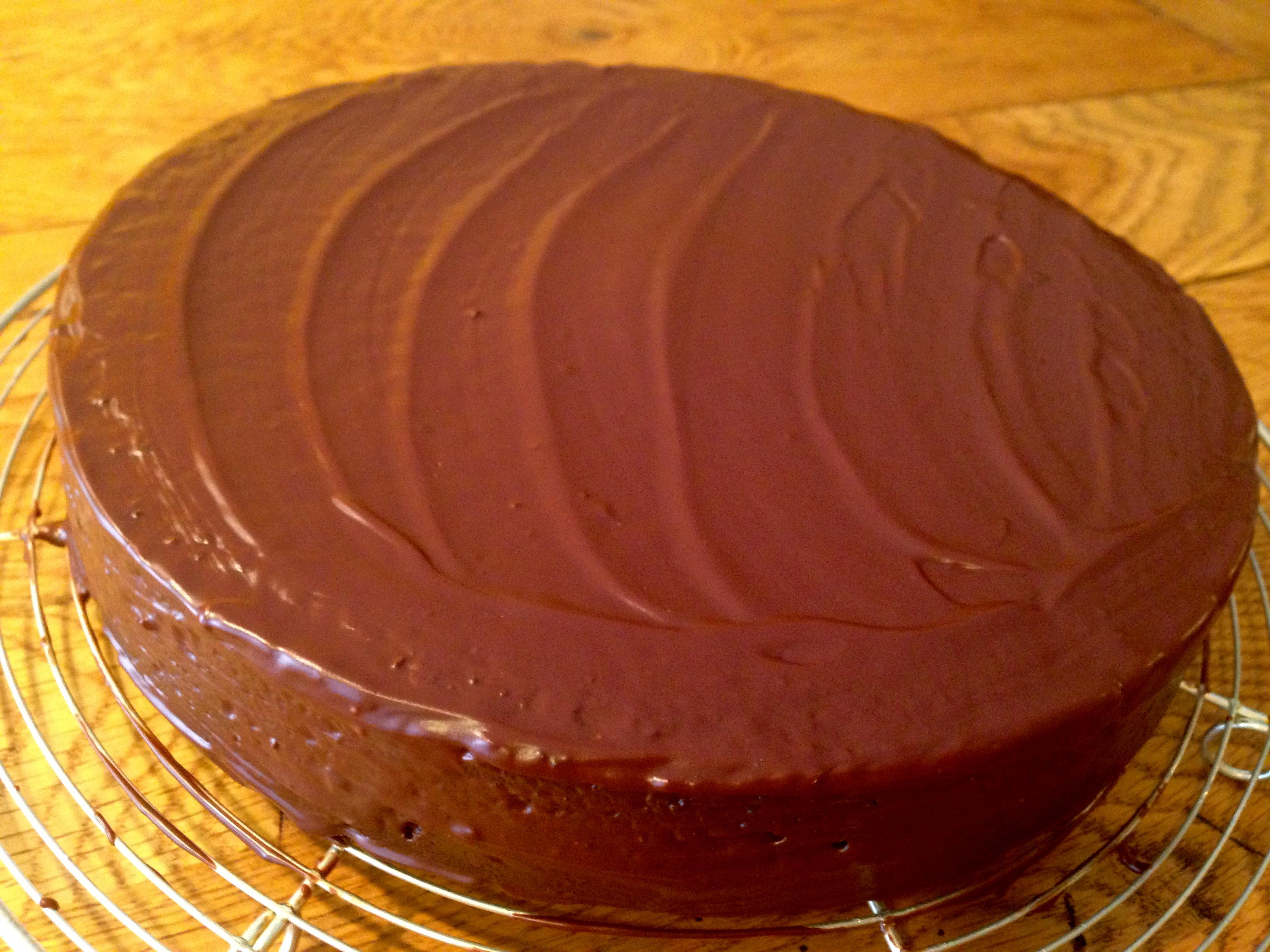 Gâteau Au Chocolat Et Amande Sans Gluten Lindispensable Petite
